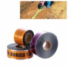Underground Detectable Warning Tapes