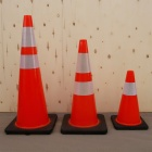 Flexible PVC Traffic Cones